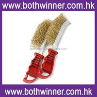 stainless steel scratch brushes ,H0T020 round wire brush