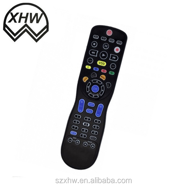 Stylish Design 6 in 1 Universal Remote urc22b with Learning Function