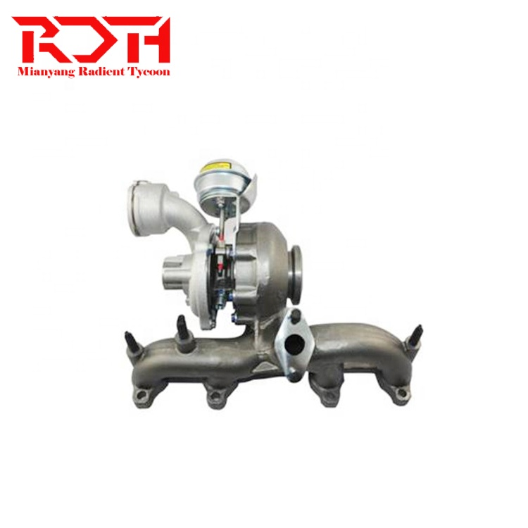 Z165 BV39 54399880022 038253014G Turbocharger Suitable for <strong>Audi</strong> <strong>A3</strong> 1.9 TDI BJB BKC BXE Engine
