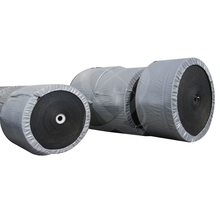 Manufacturer heavy duty conveyor rubber belt for mining