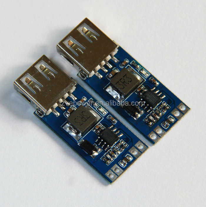 9V 12V 24V To 5V 3A DC - DC Converter Buck Step Down Module USB Stabilized Voltage Supply