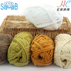 2018 import cheap goods from china polyester fiber yarn for hand knitting yarn factory wholesale