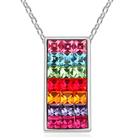 High Quality Fashion Jewelry Wholesale Statement Necklaces made with Swarovski elements