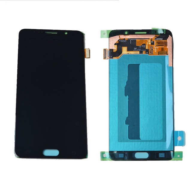Wholesale Price For samsung Galaxy Note 5 Lcd digitizer complete(with stylus flex)