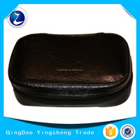 For 3 Pipes, Tobacco Smoking Pipe Bag/Pouch/Case, PU Leather Tobacco Pouch