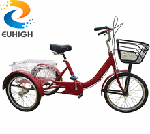 used three wheel bicycles for passenger