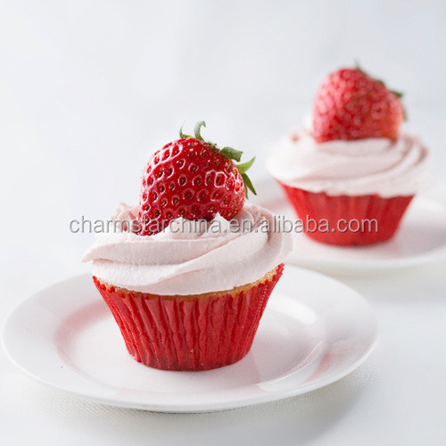 Disposable Round Paper Cupcake Liners Baking Tool