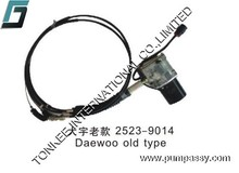 Electric parts DAEWOO OLD TYPE excavator throttle motor,excavator stepper motor for DAEWOO China supplier