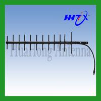 Outdoor cellular yagi antenna 890-960MHz GSM 868M fully welded yagi antenna