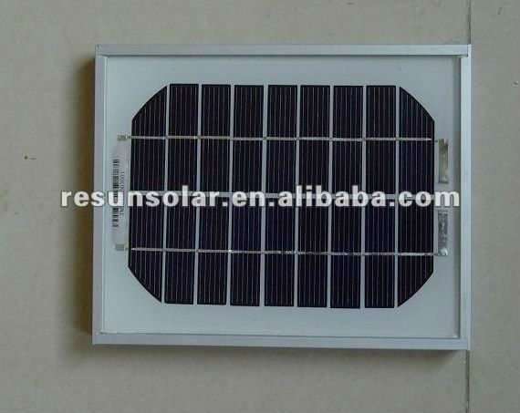 factory direct sale mini solar panel 5v 5w poly with good price