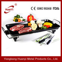 best selling 1350W electric omelet grill pan