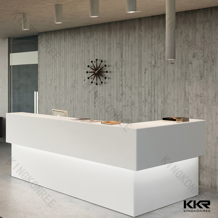 Cheap White Lacquer Curved Reception Desk Buy Curved