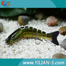 19G 5INCH jointed section fishing lure fishing tackle