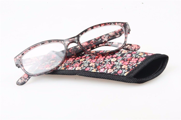 Cheap wholesale 2016 latest new design clip-on reading glasses