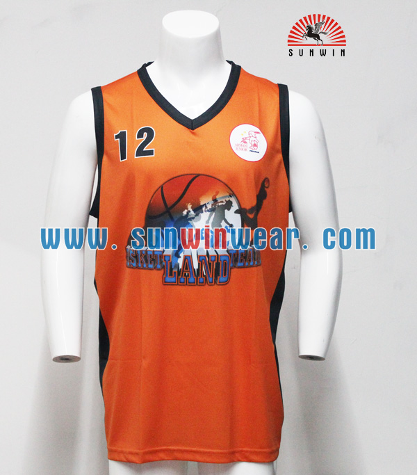 wholesale blank basketball jerseys with free design
