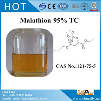 Malathion 90%TC,95%TC,40%EC,50%EC,57%EC, CAS No.:121-75-5 with competitive price
