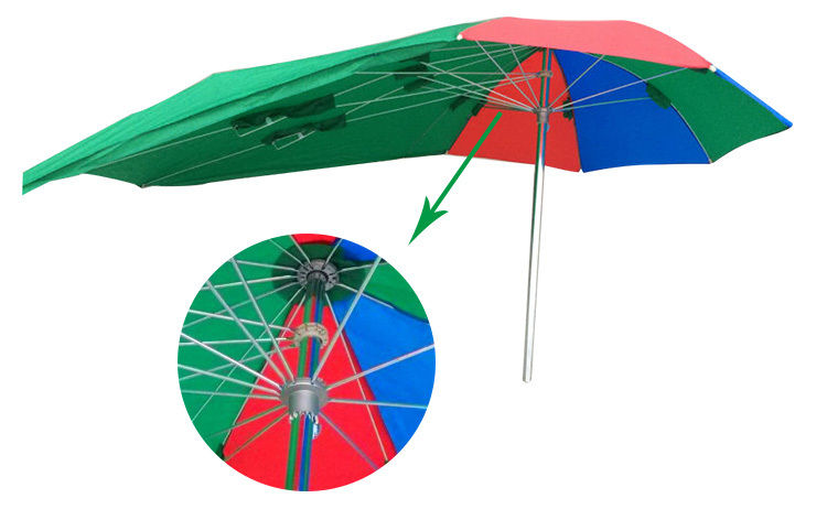 Best selling durable using scooter umbrella