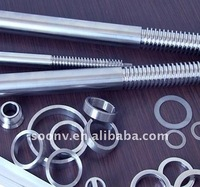 Inconel 625 round bar / seat ring / stem / ball etc