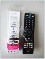 best choice LCD/LED TV universal remote control for LLGG RM-L810 L810 with plastic box package