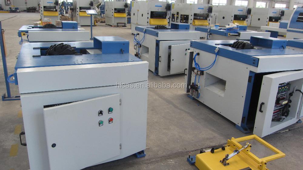 pallet notcher machine