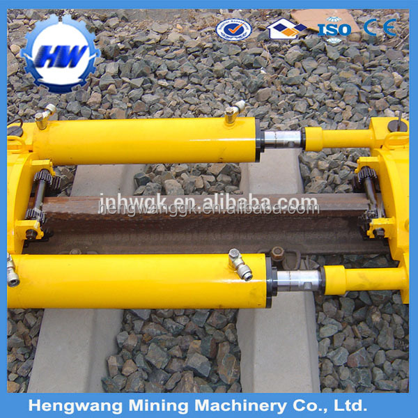 High Quality Hydraulic Rail Stretching Equipment For Sales