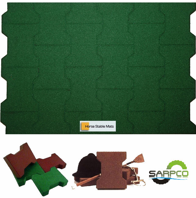 Sarpco Rubber Pavers