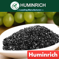 Huminrich Breaking Down Clay Lattices Super Potassium F Humate Shiny Flakes Manure