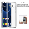 Wholesale Ultra thin 0.5mm clear TPU phone case for Samsung galaxy s8 case