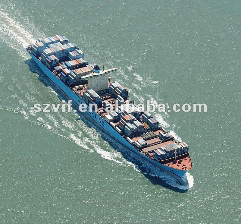 Shenzhen freight forwarder Valparaiso,Chile HPL CSCL CMA HJ HMM