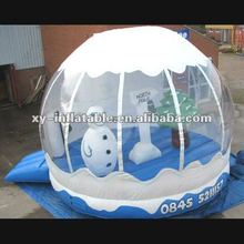 Kids Favorite Toys Snow Globe Inflatable Jumping Bouncer