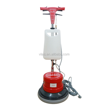 175rpm Multi-functional concrete floor cleaning machine price household
