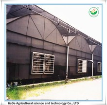 galvanized steel frame greenhouse cover poly film