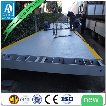 3x18m 50 ton weighbridge