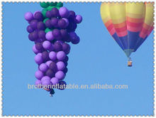 Grape like Hot Air Giant Balloon