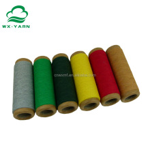 Top quality colorful oe cvc recycled cotton polyester yarn for outdoor campling hammock