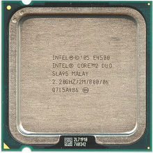 Good Quality Used Intel Core 2 Duo E4500 Wholesale Computer Parts