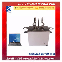 PC Controlled ASTM D525 Oxidation Stability Tester for Gasoline