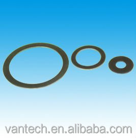 China hardware grooved metal gasket metallic spiral wound gasket