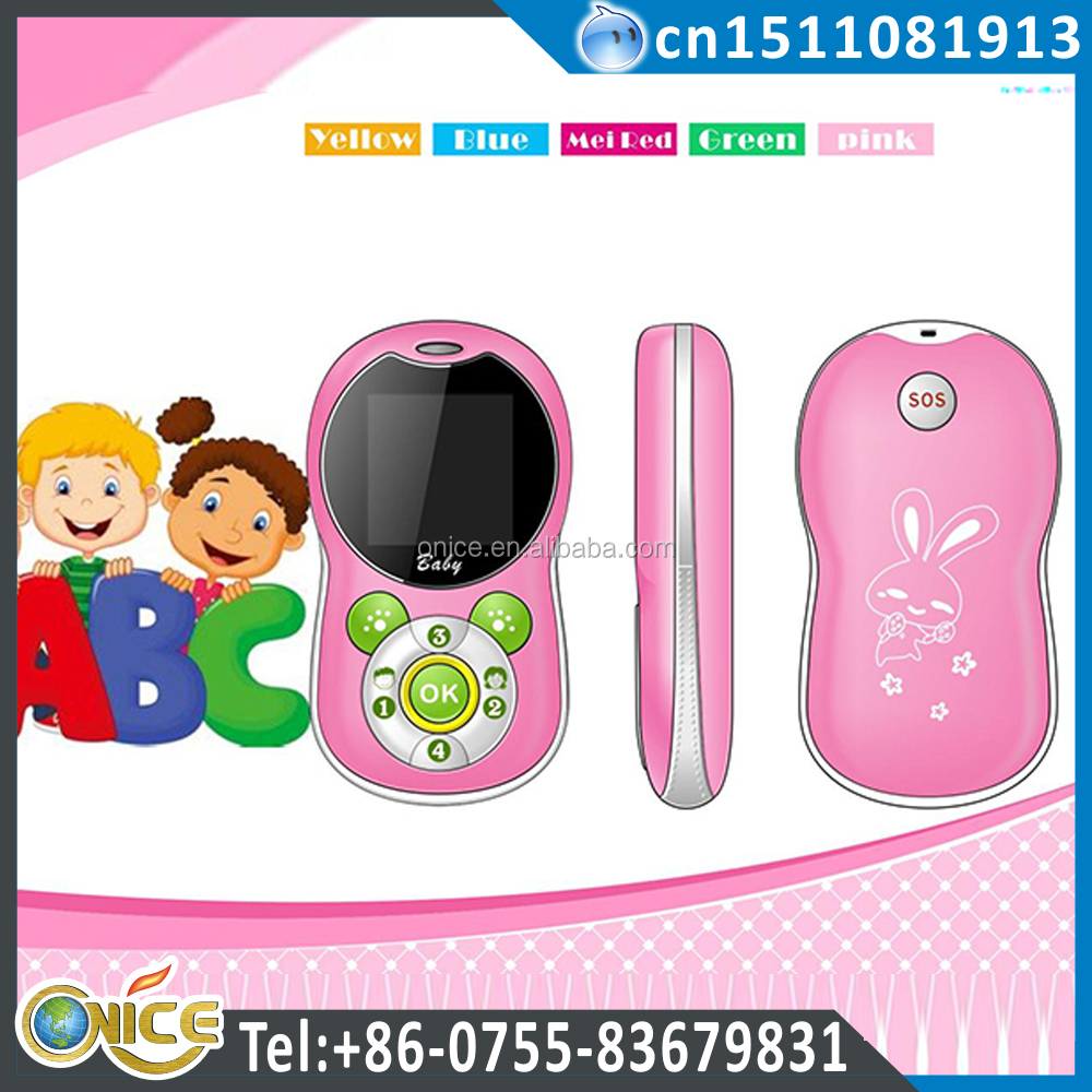 C16 gsm900/1800mhz cheap cartoon kids smart mobile phone unlocked cheap and simple mobile phones with gps with sos