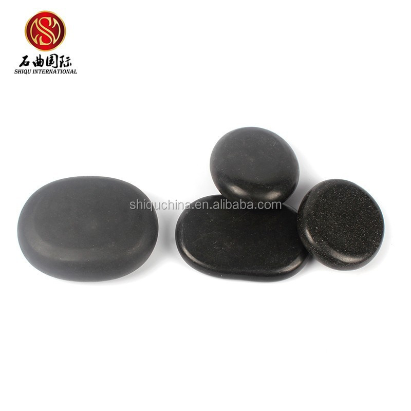 hot sale balast stone palm massager digital therapy
