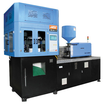 Full-auto one step Tritan injection stretch blow molding machine for sports water plastic bottles