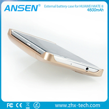 battery case for huawei mate 8 wholesale slim power bank mobile battery charger