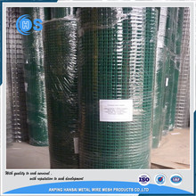 China manufacturer 14 gauge 10x10 welded wire mesh