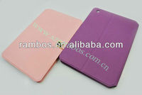 Leather credit card, name card, ID card holder case for iPad mini