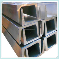 Universal U Channel Steel Dimensions and Channel Steel Bar Price