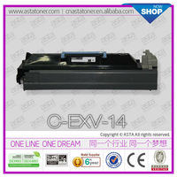 Compatible laser copier toner for canon EXV14 high quality