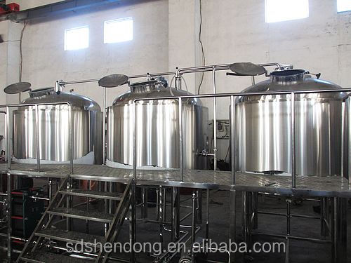 beautiful and novel ISO 9001:2000 certified mash tank for beer machine
