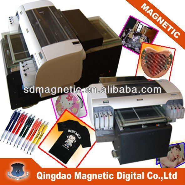 digital A3 garment printer with low cost consumables