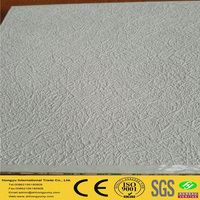 low price vinyl faced gypsum ceiling tile wholesale
