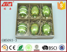 decorative glass easter egg for sale